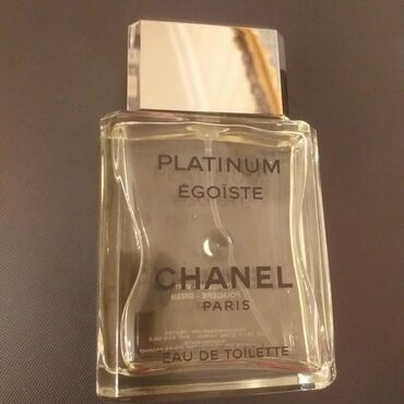 Chanel egoist tester 100 ml. 135man