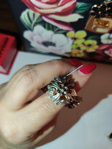 Набор с бриллиантами 583 проба Россия, цена 55.000 сом грамм 15,2