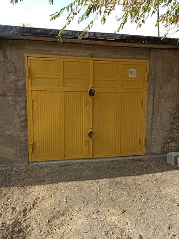 Гараж на Юго востоке гор Ош, (гаражи по улице Исанова, с выходом на Ак