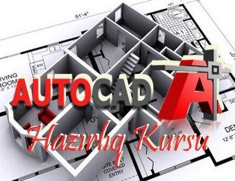 Bakı şəhərində Autocad 2017-dən ümumi professional dərslər keçirəm, təlim fərdi