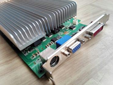 Видюха GeForce 8500 GT.  в Бишкек
