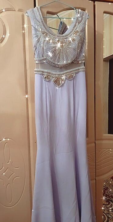 вечернее платье ручной работы в Кыргызстан: Продаю платья заказывала по спец заказу с турций 800$ ручная работа к