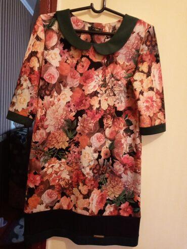 женское платье 52 в Кыргызстан: Платье женское,одивала пару разразмер 50/52