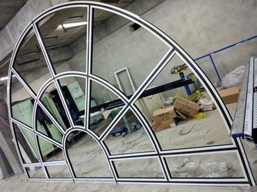 Пластиковые и алюминиевые окна. двери. витражи. Компания Glasses Vitra