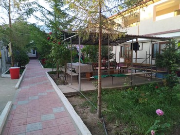"""Отдых на Иссык-Куле - Тамчы: Гостевой дом """"Улан""""  приглашает вас на отдых. Имеется уютный домик, юр"""