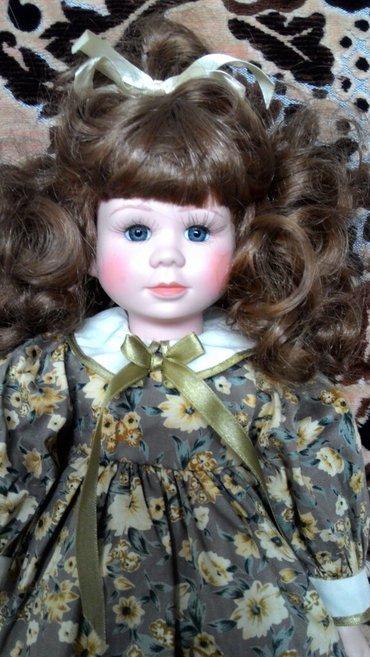 Кукла фарфоровая коллекционные Германия в Бишкек
