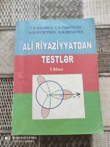 32 elan | İDMAN VƏ HOBBI: Ali Riyaziyyatdan Testlər