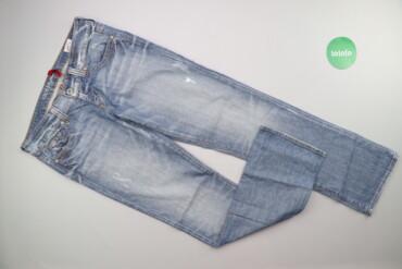 Жіночі стильні джинси з фабричними потертостями Guess, p. L    Довжина