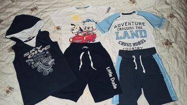 Dečija odeća i obuća - Kosovska Mitrovica: Jednom nosene. Marke NoNo,Breeze I Panter. Sve je broj 3. Panter je