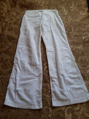Женские брюки-клеш, размер 40, ткань х/б, в Бишкек