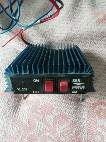Усилитель мощности amplifier kw 203 20-30мгц
