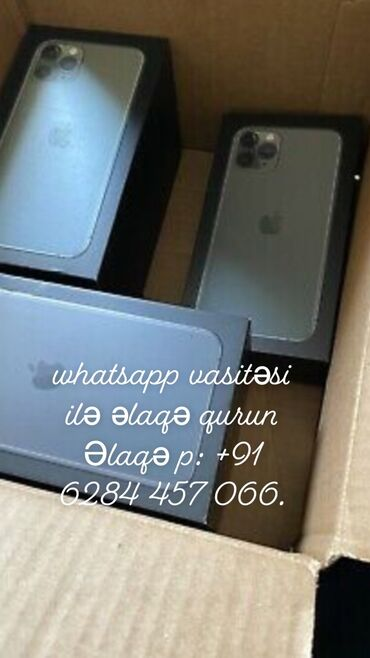 motorola cdma gsm в Азербайджан: Новый IPhone 11 Pro 512 ГБ Серый (Space Gray)