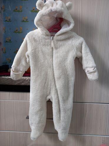 Детский мир - Каракол: Комбинезон плюшевый 3-7 месяцев. г Каракол