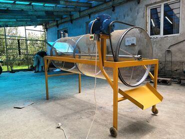 Животные - Пульгон: Сепаратор биогумус, соолжан, сетка, элгек. Эки жакка да айланат, доста