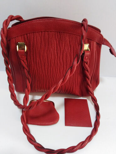 ***IUV*** kožna torba od prirodne fine mekane kvalitetne