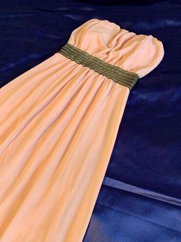 Maxi haljina kao nova,velicina 38