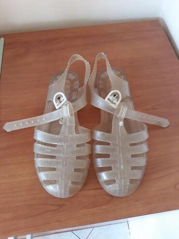 Dečija odeća i obuća - Nova Pazova: Sandale za decu broj 32 Nosene jedno leto