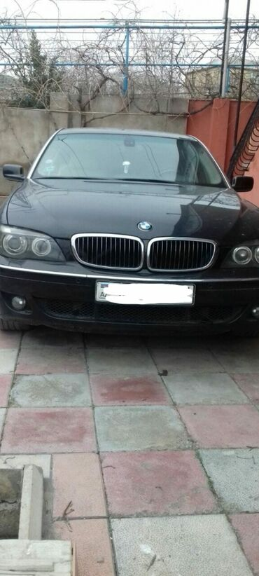 BMW - Azərbaycan: BMW 7 series 2006   190000 km