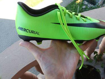 Nike original NOVE kopačke .Jednom korištene.Razlog prodaje je jer su