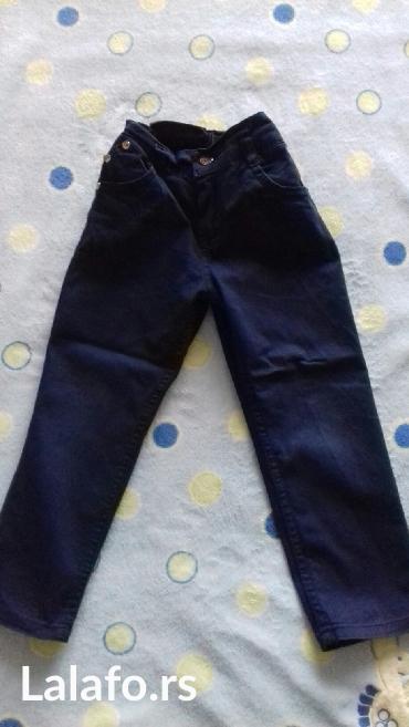 Lagane pantalone za leto. Bez ostecenja. Velicina 104  cetvorka - Smederevo