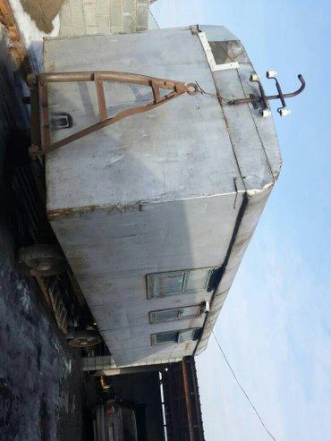 Продаю вагон дом 3 комнатный в Кара-Балта