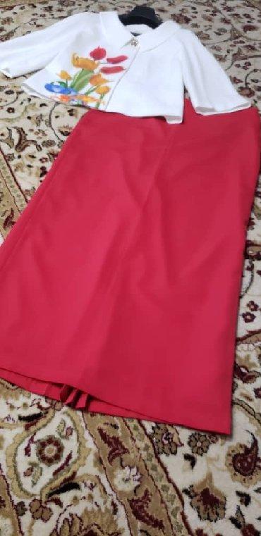 Туфли один раз одетые - Кыргызстан: Костюм 44 размер одевали один раз