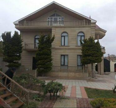 hovuz satılır in Azərbaycan | HOVUZLAR: 460 kv. m, 5 otaqlı, Kombi, Hovuz