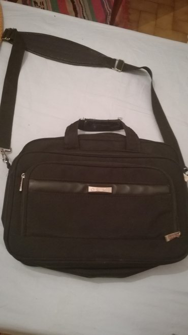 Briefcase for laptops. Slightly damaged though as you see in the