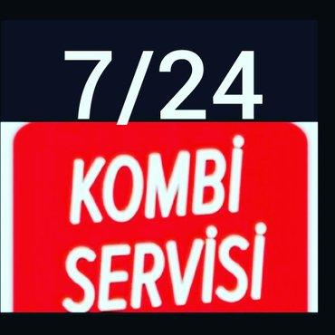 Bakı şəhərində Kombilər 7/24 kombi servis