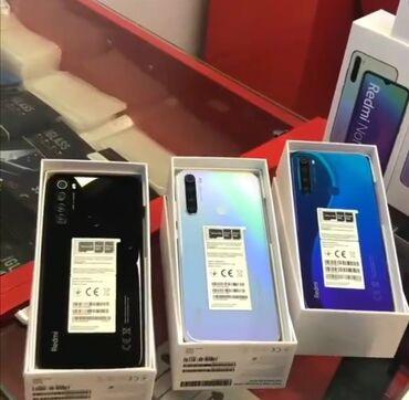 Flying-blue-telefon - Азербайджан: Новый Xiaomi Redmi Note 8 64 ГБ Черный