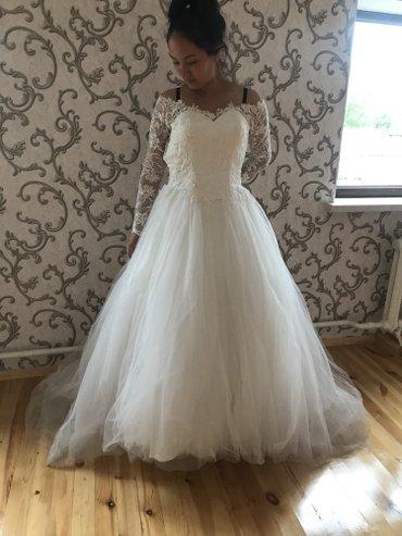 platja dlja 9 10 let в Кыргызстан: Свадебное платье 10 тысяч сом