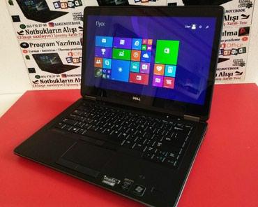 Bakı şəhərində Dell i7 Touch Screen / Təzə kimidi – Hədiyyəlik / Yalnız fikri