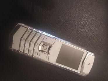 Verty Antik model telefon idial ishleyir prablemsiz shekil oz