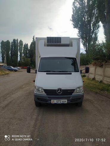 Mercedes-Benz в Токмак: Mercedes-Benz Sprinter 2.2 л. 2001 | 4149604 км