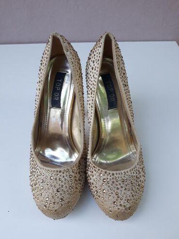 Cipele sa cirkonima broj 38