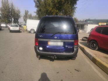 краска по металлу бишкек in Кыргызстан   ПИЛЫ: Nissan Serena 2 л. 1997   179342 км