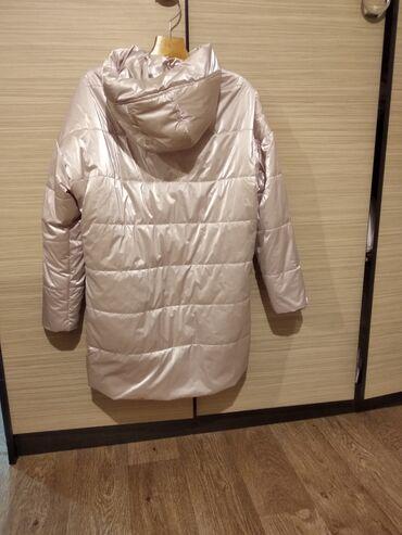 Подростковая куртка хорошее состояние
