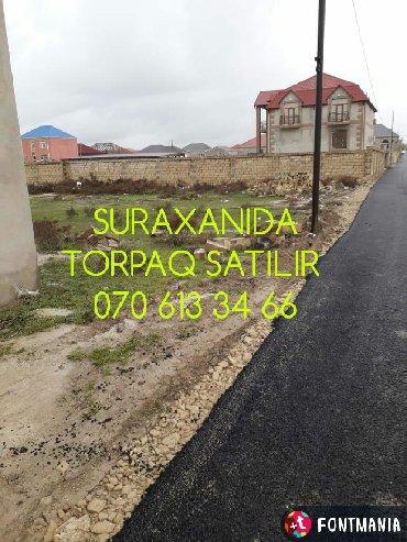 Torpaq sahələrinin satışı 4 sot Tikinti, Makler