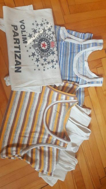 Majice 4 kom majice na bratele vel.6-8 - Pozarevac