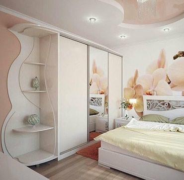 Качественно выполним ремонт квартир.Закатка Обои и.др.Женя в Бишкек
