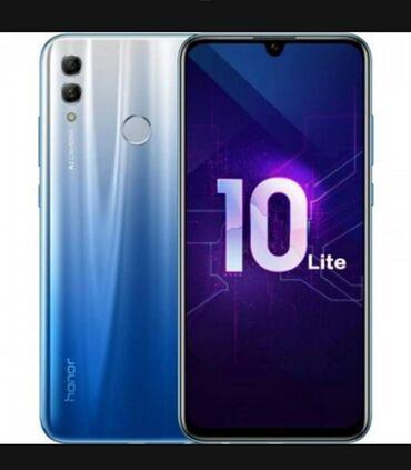 New* Honor 10 lite 3/32gb (белый, голубой, черный) запечатанный