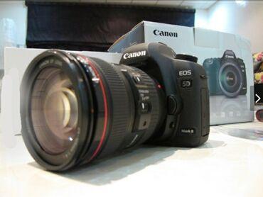 canon-mark-2-5d-цена в Кыргызстан: Продаю фотоаппарат canon 5d markii с объективом canon 24-105 F4