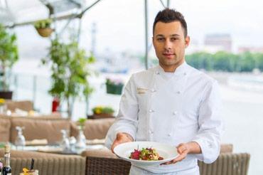 Работа в США: Шеф- Повар в Ресторан в Бишкек