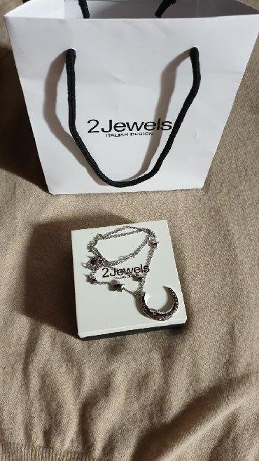 Brilliance-m1-2-at - Srbija: 2 Jewels zenska ogrlica,Potpuno Novo,ORIGINAL, placena 50eFiksna cena
