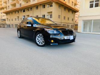 bmw-3-серия-330i-6mt - Azərbaycan: BMW 530 3 l. 2007 | 255000 km
