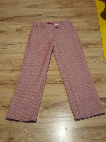 Haljina-marke - Srbija: Prelepe stofane pantalone marke MO
