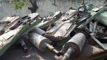 Договорная скупка чёрного металла в Бишкек
