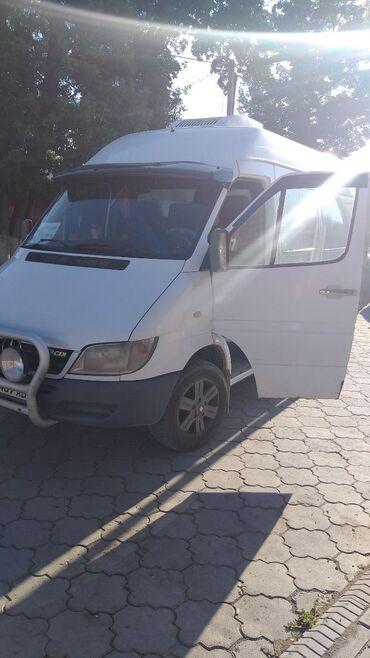 Mercedes-Benz в Кыргызстан: Mercedes-Benz Sprinter Classic 2.2 л. 2003   400000 км