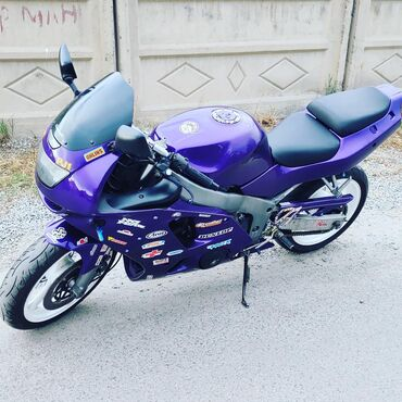 Kawasaki - Кыргызстан: Продаю мотоцикл Kawasaki ninja zx6r, в отличном состоянии 1997 года