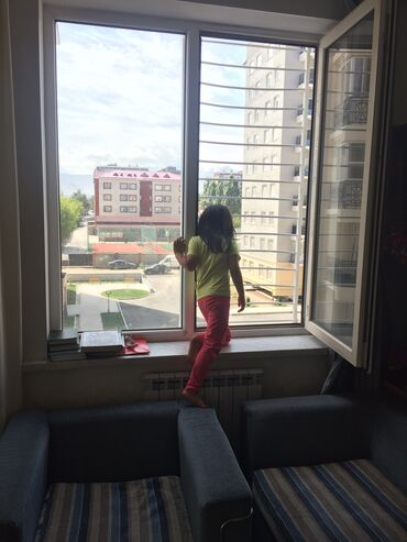 Окна, двери - Кыргызстан: Решетки